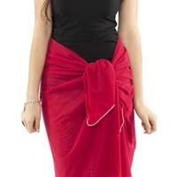 Sarong Mesh | Red