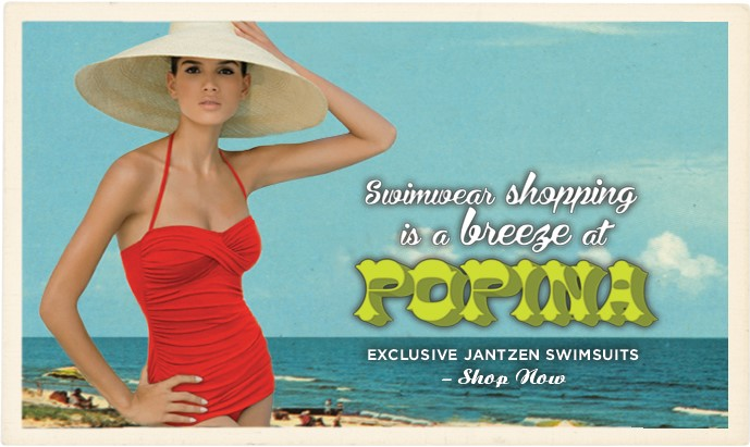 Jantzen Vamp on sale $75 - Click me!
